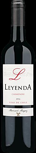 2016 Bernard Magrez Leyenda Carmenere