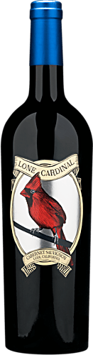 2016 Lone Cardinal Lodi Cabernet Sauvignon