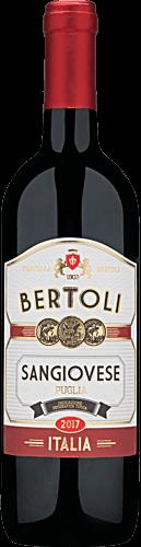 2017 Bertoli Sangiovese di Puglia I.G.T.