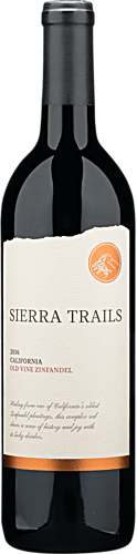 2016 Sierra Trails Old Vine Zinfandel