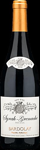 2016 Bardolay Syrah-Grenache Pays d'OC