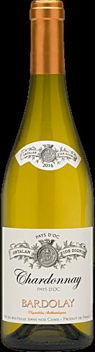 2016 Bardolay Chardonnay Pays d'OC