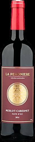 2017 La Peroniere Merlot-Cabernet Sauvignon Pays d'OC