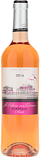 2016 La Cabane aux Oiseaux Bordeaux Rosé