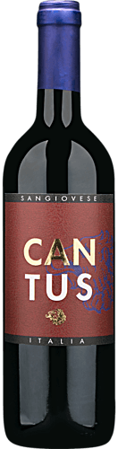 2017 Cantus Sangiovese di Puglia I.G.T.