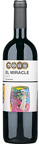 2016 El Miracle ART Red Blend