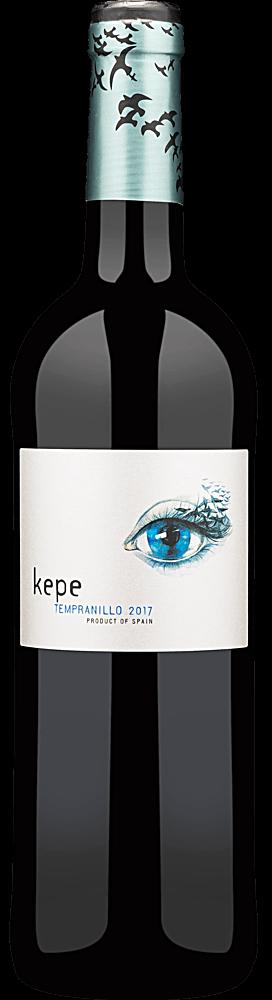 2017 Kepe Tempranillo