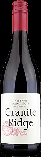 2013 Granite Ridge Reserve Pinot Noir